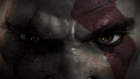 God Of War III &#8211; Eyes Closeup